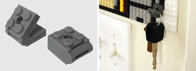 kickstarterでクラウドファンディング中のBrik Tileは、LEGOをただのオモチャから日常で役立つ「便利アイテム」に変える優れもの3