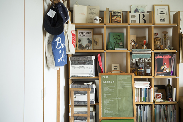 渋谷区の1960年代ビンテージマンションでおしゃれなインテリアに囲まれて二拠点居住しながら暮らすBOOKLUCK代表の山村光春さん_23