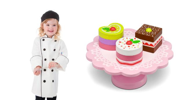 スウェーデンのおもちゃメーカー、MICKI&friendsから出ているごっこ遊びおもちゃがとてもキュート。北欧らしいあたたかな色味とデザインのごっこ遊びおもちゃで、子どもと一緒に遊びませんか?3
