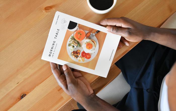 人気インスタグラマーでありルーミーライターの山崎 佳さんのワンプレート朝ごはん本第2弾『MORNING TABLE』(ジュウ・ドゥ・ポゥム)が、7月30日(土)に発売されました。ワンプレートに美しく盛りつけられた朝食に込められた工夫と、そのレシピをご紹介しています。