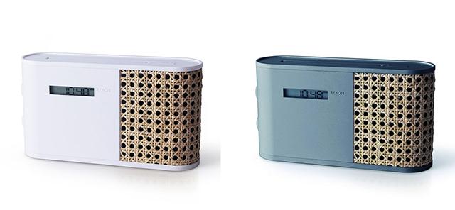 バスルームで使えるかっこよくておしゃれなポータブルラジオはLEXONのTYKHO RADIOティコラジオ_7