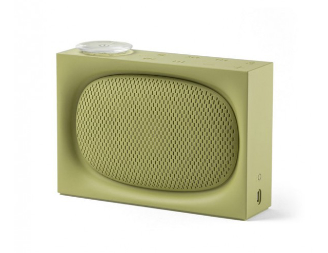 バスルームで使えるかっこよくておしゃれなポータブルラジオはLEXONのTYKHO RADIOティコラジオ_6