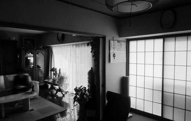 スケルトンによって自分の思い通りの広いリビング&キッチン空間を実現した杉並区のリノベーション事例「DRAFT」。無駄な動線と空間を省き、広さと自由度を重視したラフなコンセプトが生きたデザインです。1