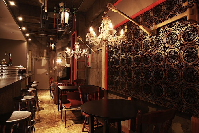 美容院をおしゃれでかわいくレトロにリノベした赤羽のホテル「ICHINICHI」で、タイムスリップ気分を味わう_5
