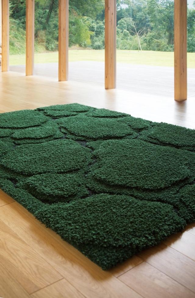 おしゃれでかっこいい山形緞通と、建築家・隈研吾のコラボしてデザインしたじゅうたんやラグ_9