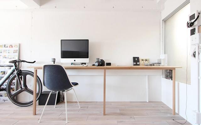 リノベーションで横浜の住まいを手にしたOさんの家は、生活と趣味のバランスをとてもうまく取った家。リノベーションを手がける「nuリノベーション」で紹介されています。写真と自転車が趣味のOさんが選んだのが、横浜市鶴見区にある、築28年のマンションでした。8