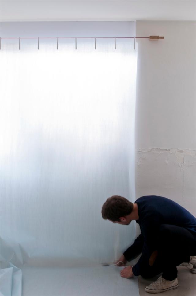 一人暮らしでも簡単でおしゃれなカーテンReady Made Curtain_4