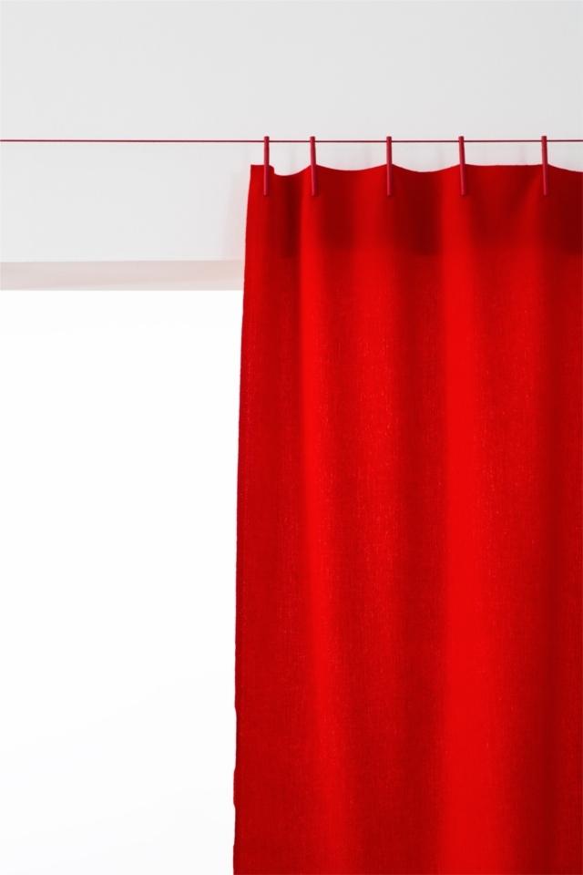 一人暮らしでも簡単でおしゃれなカーテンReady Made Curtain_9