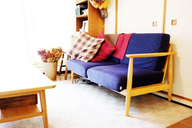 恵比寿の美容室RICCAで働く美容師であるサイトウジュンヤさん夫妻のおしゃれでロンドン仕込みのDIYが素敵な部屋_3