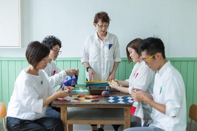 高齢者と若者の交流をデザインする、おしゃれな手芸デザインユニットPatch-Work-Life_4