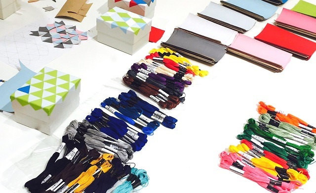 高齢者と若者の交流をデザインする、おしゃれな手芸デザインユニットPatch-Work-Life_6