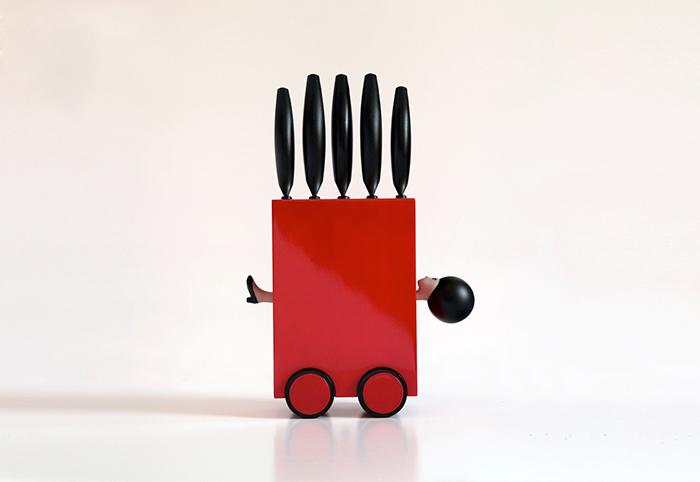 おちゃめなツールをデザインしているイタリアのMikko Sennaさん。キッチンが明るくなるデザインです。お子さんと一緒に使って、一緒に料理を楽しめること間違い無しなキッチンツールです。top