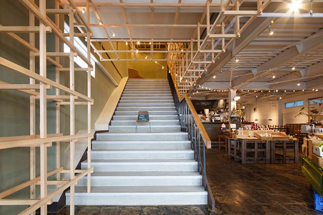 栃木県那須のマルシェイベント那・須・朝・市の実店舗であり、新鮮な土地のものを食べられるおしゃれでアットホームでかわいいホステルChusチャウス_15