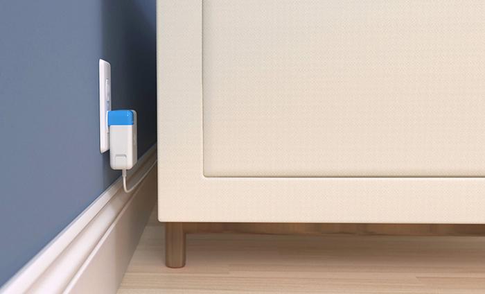 Apple社のパソコンMacの充電器をもっと便利に使うガジェットBlockhead_2