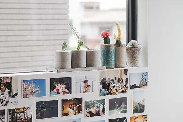 植物とカメラとスケボーとコンバースオールスターが趣味のアパレルブランドで働くデッキとロフト付きのおしゃれな緒方裕さんの部屋のACME_19