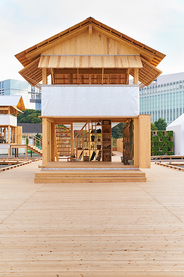 企業と建築家が協働してこれからの未来の家を考えるおしゃれでおもしろい東京の展覧会housevision_8