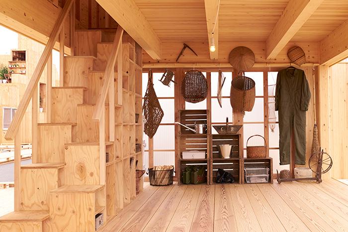 企業と建築家が協働してこれからの未来の家を考えるおしゃれでおもしろい東京の展覧会housevision_7