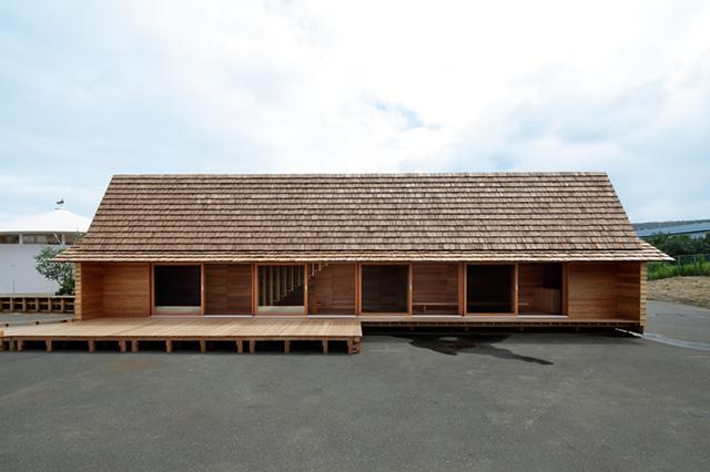 企業と建築家が協働してこれからの未来の家を考えるおしゃれでおもしろい東京の展覧会housevision_3