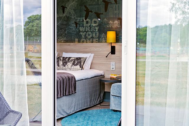 北欧のノルウェー、フィンランド、スウェーデン、デンマークに設置されたタイニーハウスみたいなおしゃれな移動ホテルであるScandic-To-Go_5