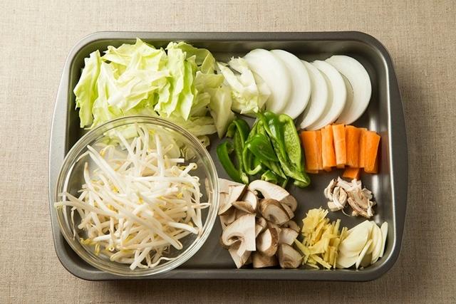 感動するほどおいしい定番の野菜炒めを作るポイント_1