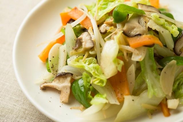 感動するほどおいしい定番の野菜炒めを作るポイント_5