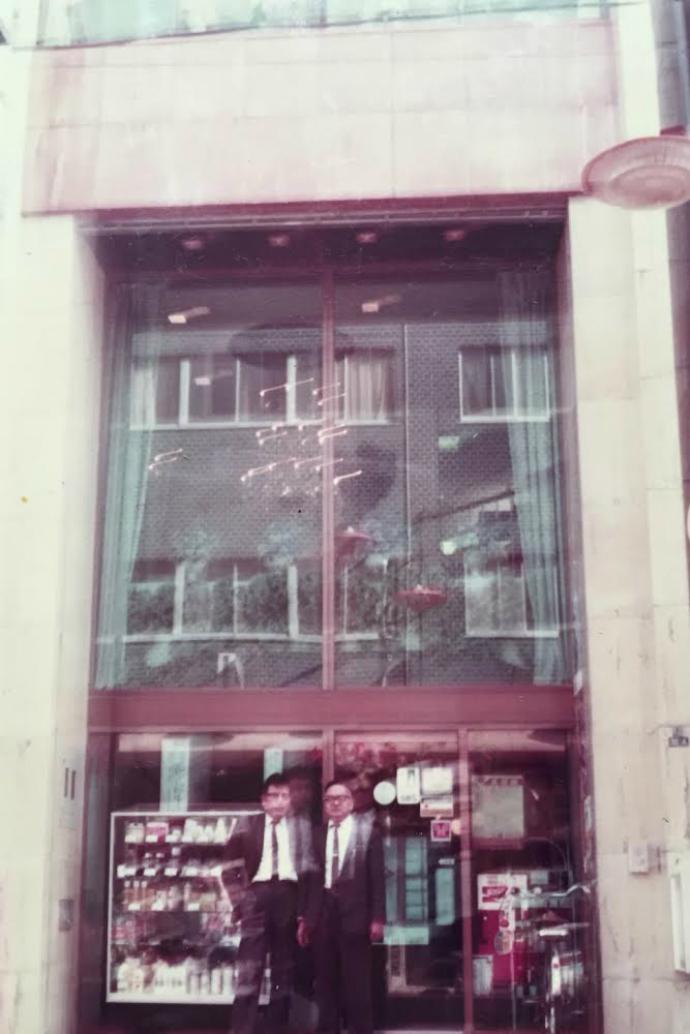 美容院をおしゃれでかわいくレトロにリノベした赤羽のホテル「ICHINICHI」で、タイムスリップ気分を味わう_1