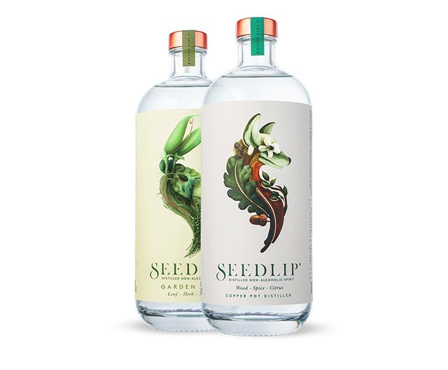 次にブームがやってくるのはこれかもしれない。300年以上続いている農家のに生まれたBen Bransonさんが生み出したのは、世界初のノンアルコールスピリッツ「SEEDLIP」。ハーブや果物、木の香りをギュッと濃縮しているので、味わいの奥深さや香り高さはかなりのもの
