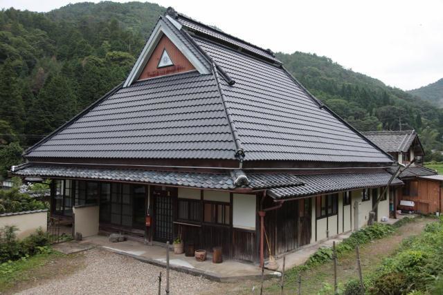 兵庫県の限界集落にある歴史的建築物を、まるごと和モダンでおしゃれなホテルにするリノベするプロジェクト、集落丸山と大杉集落_7