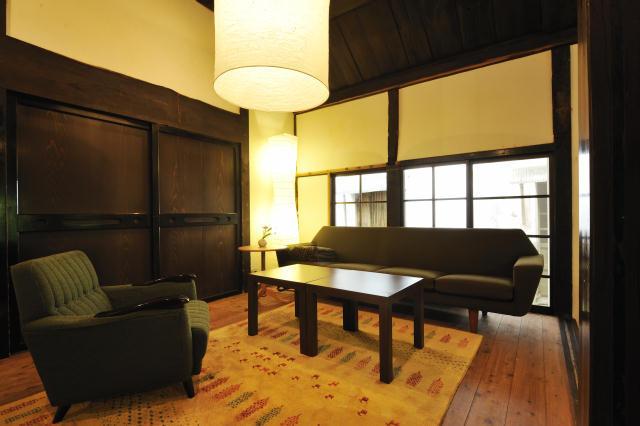 兵庫県の限界集落にある歴史的建築物を、まるごと和モダンでおしゃれなホテルにするリノベするプロジェクト、集落丸山と大杉集落_4