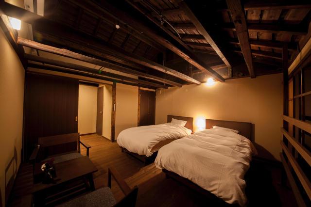 兵庫県の限界集落にある歴史的建築物を、まるごと和モダンでおしゃれなホテルにするリノベするプロジェクト、集落丸山と大杉集落_13