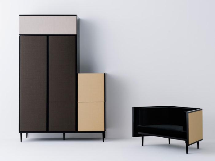 畳には調湿・断熱、防音効果や、空気清浄効果があるため、日本での暮らしには必要不可欠なものでした。そんな畳の文化に注目したのが、フランス人クリエーターのjosé lévyさん。パリで開催されたインテリアデザインの見本市「maison et objet fall 2016」で発表されました。6