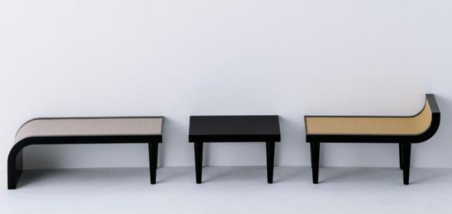 畳には調湿・断熱、防音効果や、空気清浄効果があるため、日本での暮らしには必要不可欠なものでした。そんな畳の文化に注目したのが、フランス人クリエーターのjosé lévyさん。パリで開催されたインテリアデザインの見本市「maison et objet fall 2016」で発表されました。5