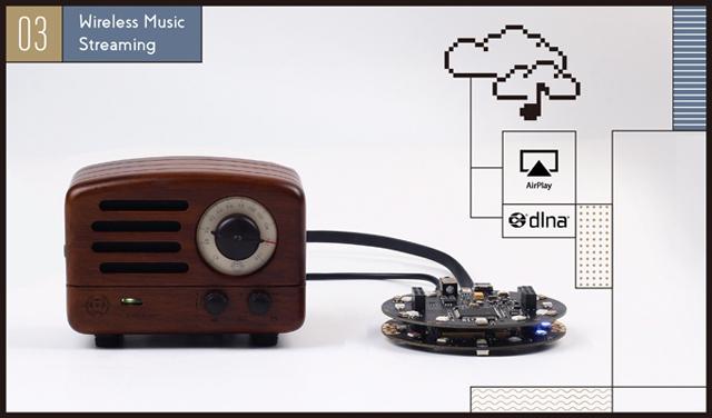 オーディオプレーヤー、フォトアルバム、さらには植物まで。家のありとあらゆるものをボイスリアクティブ(声で操作可能)にするIoTガジェット「ReSpeaker」の紹介です。すべての家電をあなたの声で操作して、全能感を味わいましょう。3
