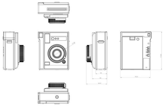 ロモグラフィーの魅力を満喫し、おしゃれでレトロな写真が撮影できるインスタントカメラLomo'Instant Automat_5