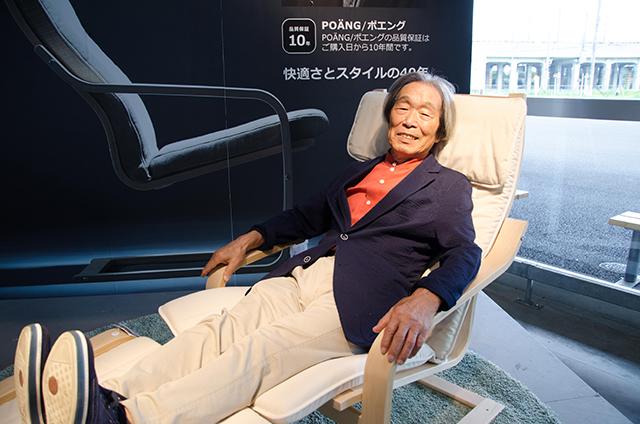 イケア初の日本人デザイナー中村昇さんが語る、ポエングがずっと売れている理由は北欧家具の特徴にあった_4