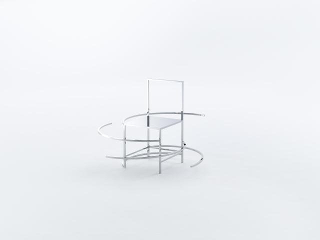 佐藤オオキ率いるデザインオフィス「nendo」が、ニューヨークのフリードマン ベンダ ギャラリーのために制作したマンガがモチーフの50脚のイス「50 manga chairs」をご紹介。マンガでキャラクターが回転するときの様子をデザインしたイス。