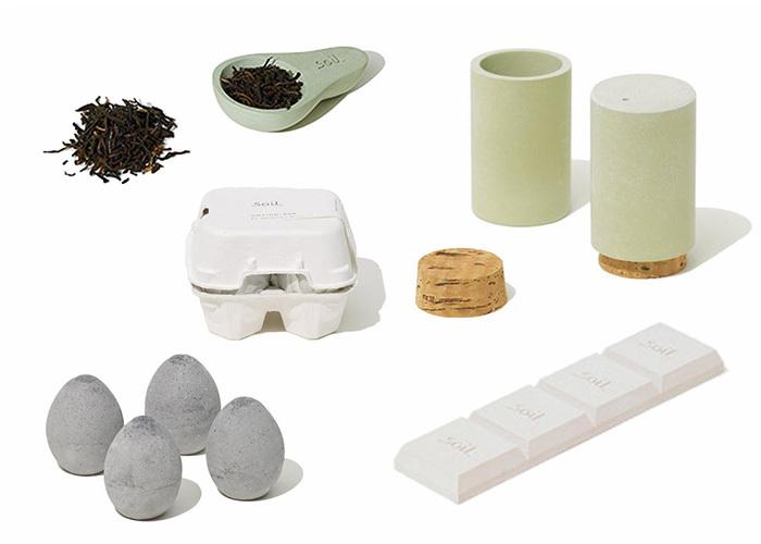 吸水、調湿性などに優れる、珪藻土素材のsoilのアイテムたち。ヒットしているバスマットの他にも、水回りで役立つアイテムが揃っています。気になるエリアに、ぜひ取り入れてみてください。