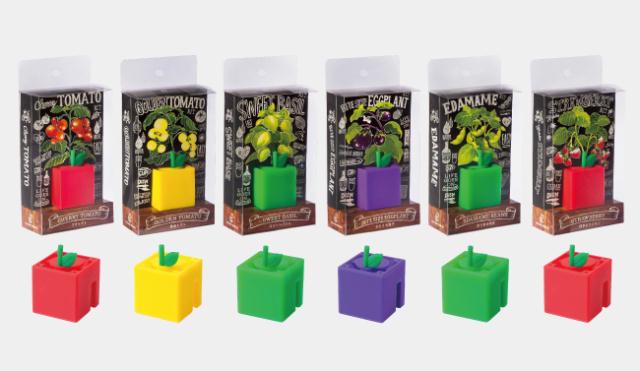水を張った容器に挿しておくだけで作物が育つ水耕栽培キット「Potland」。トマトであれば約3ヶ月で育ちます。じゃあナスや、枝豆は? 答えは育ててみればわかります。口に入れるモノのことを知る。これって、大切なことではないでしょうか。3