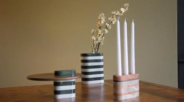デザイナーのBilge Nur Saltikが制作した、オブジェのようなスピーカー「Loud Objects」を紹介します。キャンドルスタンドや花瓶としても使える、どんな部屋でも馴染むデザインが特徴です。3種類展開しています。