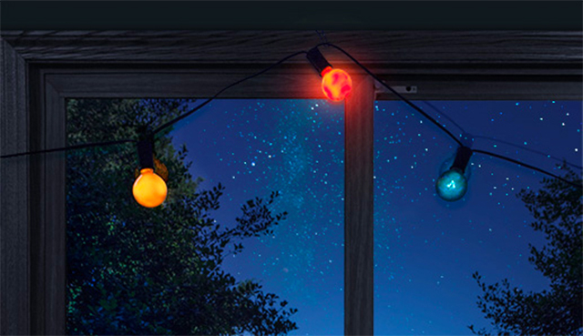 部屋を宇宙空間っぽくしてしまおう。そんな純粋な人々の願いを叶えてくれそうなのが、こちらのThinkGeekによる電球セット。太陽、水星、金星、地球、火星、木星、土星、天王星、海王星や冥王星まで太陽系とそれ以外を含む惑星をイメージした電球が幻想的にデザインされています。2