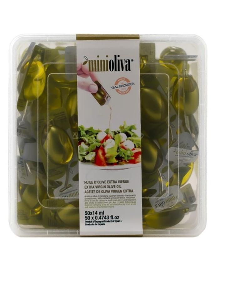 使い切りミニサイズで個別包装のオリーブオイル「Mini Oliva」の紹介。ラインナップも面白くて、弁当に持って行ったサラダもフレッシュに楽しめるし、酸化したオイルを体に取り込まない点でも優秀。今後フレーバーが増えていくのを期待してみたい。