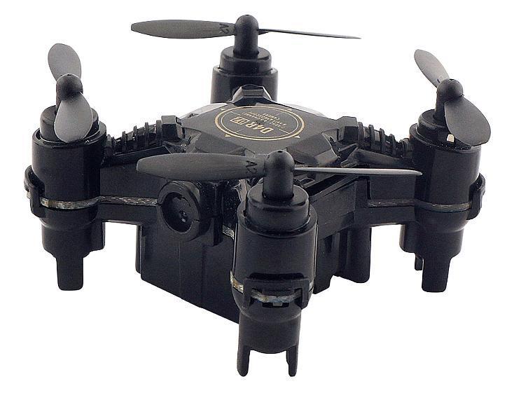 三栄書房が出した、カメラ付き超小型ドローン「SAN-EIホビーシリーズ RCコンパクトドローンwithカメラ」の紹介。航空法で規制されない本体重量200g以下で、安心して遊べる。手のひらに収まるコンパクトサイズ、安定飛行を保つ6軸ジャイロを搭載、充電機能一体型コントローラー付属。1