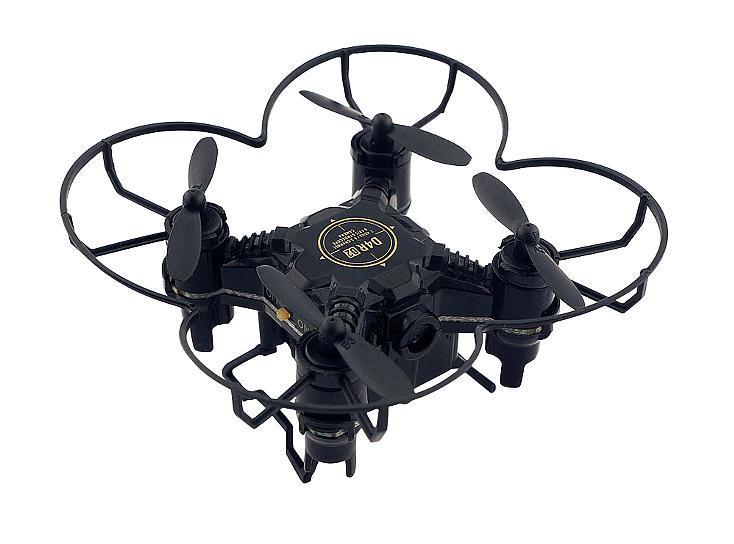 三栄書房が出した、カメラ付き超小型ドローン「SAN-EIホビーシリーズ RCコンパクトドローンwithカメラ」の紹介。航空法で規制されない本体重量200g以下で、安心して遊べる。手のひらに収まるコンパクトサイズ、安定飛行を保つ6軸ジャイロを搭載、充電機能一体型コントローラー付属。5