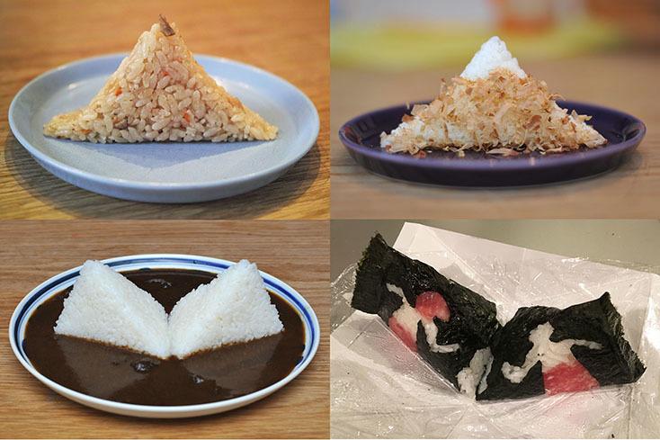 折り紙とおにぎりを合体させた「オリニギリ」の紹介。折り紙のように折っていくとおにぎりがデキる。海外で活動も行なっているそうで、片手で食べられる手軽さや時短という意味から、おにぎりと日本の文化折り紙が融合している「新しいジャパニーズフード」として普及するかもしれない。