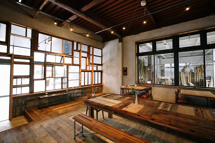 """アメリカ・オレゴン州のポートランドで、DIYの""""聖地""""として知られるショップ・ReBuilding Centerが、長野県諏訪に「ReBuilding Center JAPAN(リビルディングセンタージャパン)」として完成した。_1"""