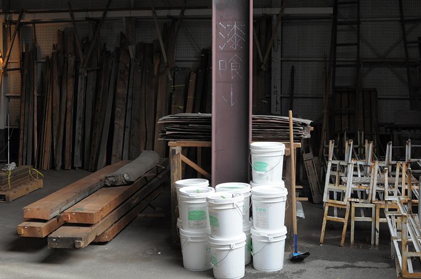 """アメリカ・オレゴン州のポートランドで、DIYの""""聖地""""として知られるショップ・ReBuilding Centerが、長野県諏訪に「ReBuilding Center JAPAN(リビルディングセンタージャパン)」として完成した。_10"""