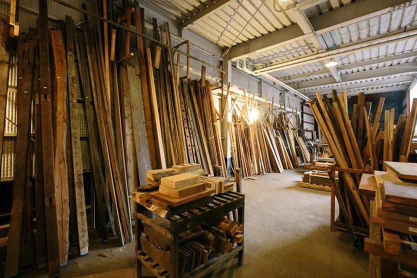 """アメリカ・オレゴン州のポートランドで、DIYの""""聖地""""として知られるショップ・ReBuilding Centerが、長野県諏訪に「ReBuilding Center JAPAN(リビルディングセンタージャパン)」として完成した。_2"""