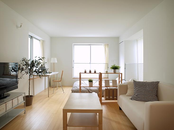 タカギプランニングオフィスが紹介する、有名建築家の作品に住めるおしゃれなデザイナーズの賃貸住宅が東京のど真ん中、大塚にある。「Treform」は有名建築家、西沢立衛、千葉学、小川晋一がそれぞれ設計した3棟からなる賃貸の集合住宅で魅力的。15