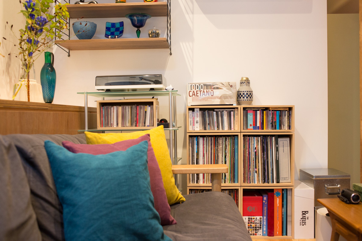 音楽好きの方のレコードやCD