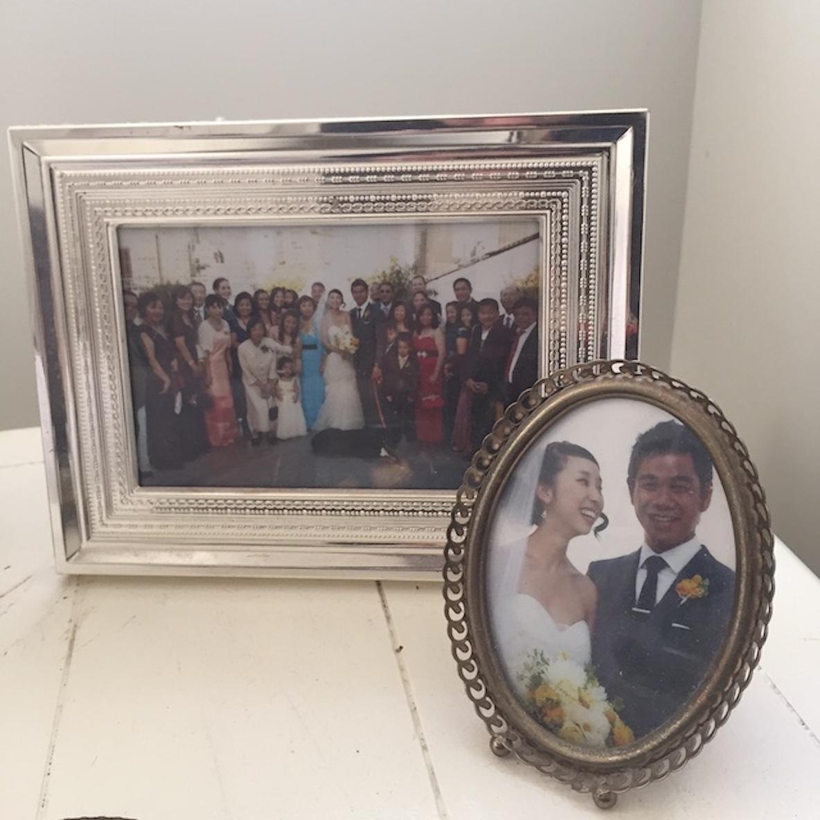 ニューヨークでの結婚式